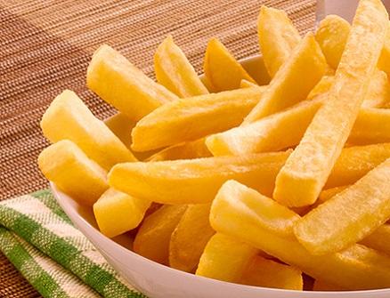 papas pre fritas congeladas